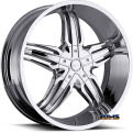 Vision Wheel - Millani Phoenix 458 - chrome
