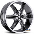 Vision Wheel - Milanni Bel-Air 6 460 - chrome