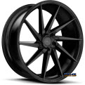 Ruff Racing - R2 - Available in 5-lug Only - Black Flat