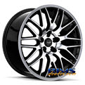 Ruff Racing - R360 - machined w/ black