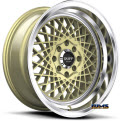 Ruff Racing - R362 - Gold w/ Machined