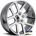 Vision Wheel - Sport Concepts 836 - chrome