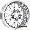 Vision Wheel - Sport Concepts 862 - chrome