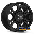 Tuff A.T Wheels - T03 - black flat