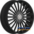 VELOCITY - VW11 - machined w/ black