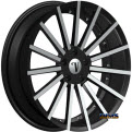 Velocity - VW17 - Machined w/ Black