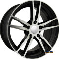 Velocity - VW20 - Machined w/ Black
