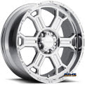 Vision Wheel - 372 Raptor - chrome