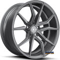 XO Luxury Wheels - Verona - Gunmetal Flat
