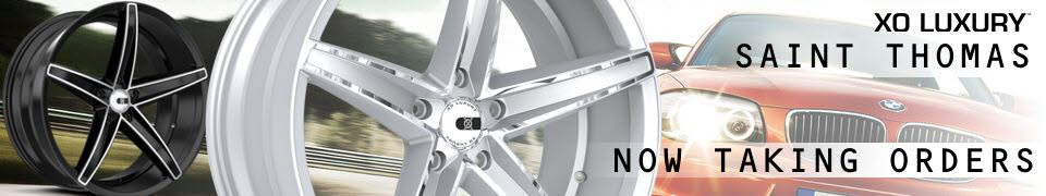 XO St Thomas Wheels On Sale!