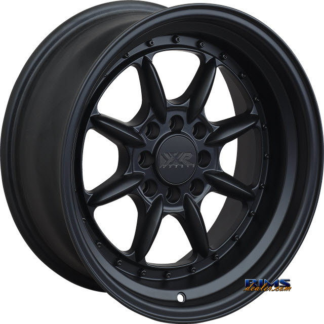 Pictures for XXR 2.5 black flat