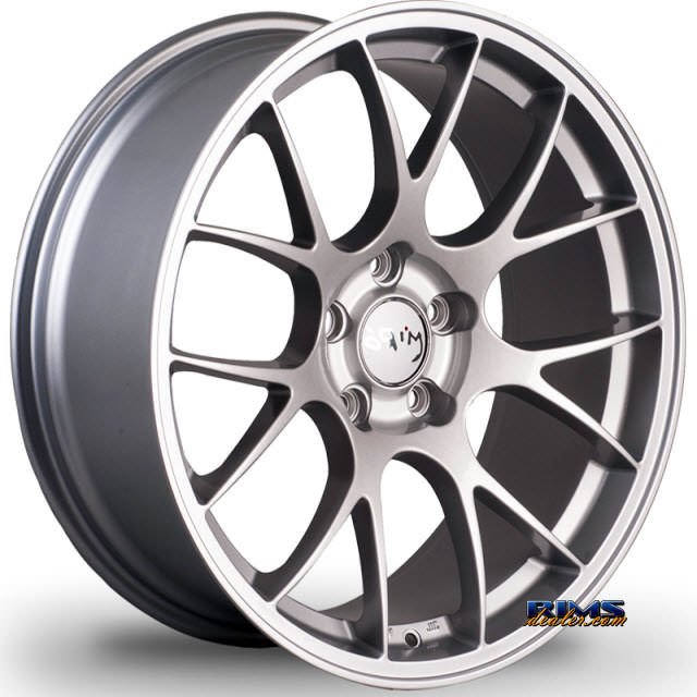 Pictures for Miro Wheels TYPE 112 silver flat