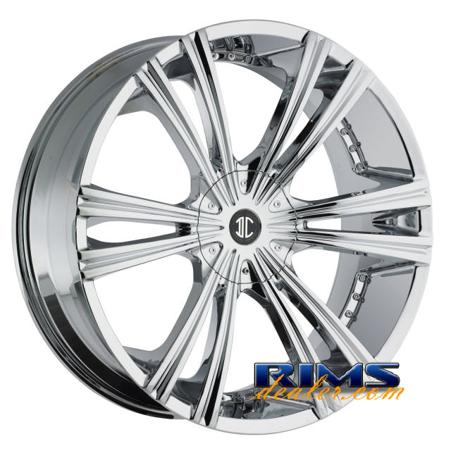 Pictures for 2Crave Rims No.12 chrome