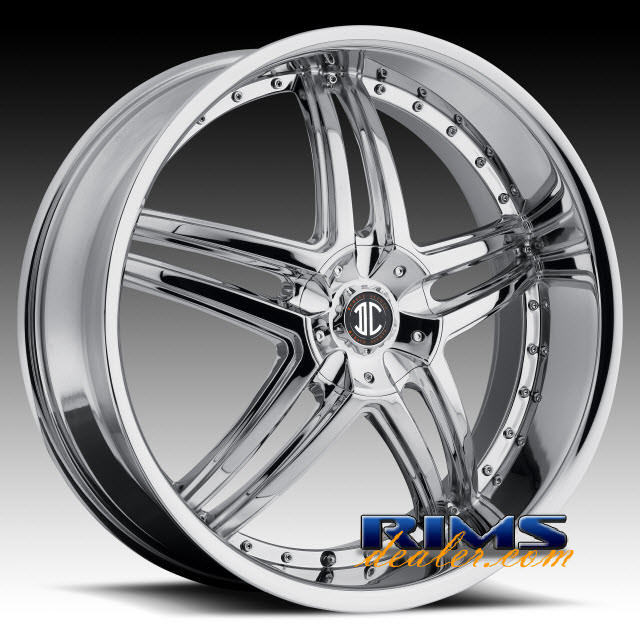 Pictures for 2Crave Rims No.17 chrome