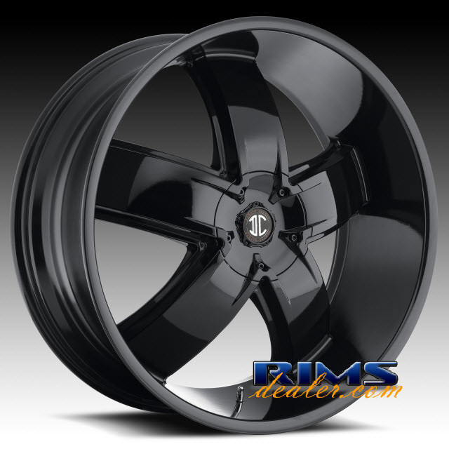 Pictures for 2Crave Rims No.18 black gloss