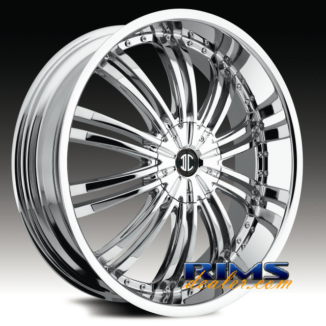 Pictures for 2Crave Rims No.1 chrome