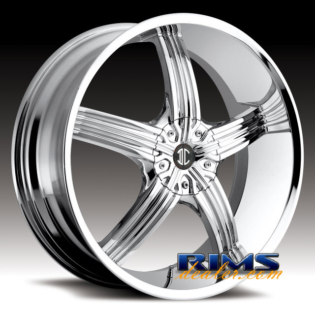 Pictures for 2Crave Rims No.23 chrome