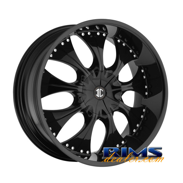 Pictures for 2Crave Rims No.3 black gloss
