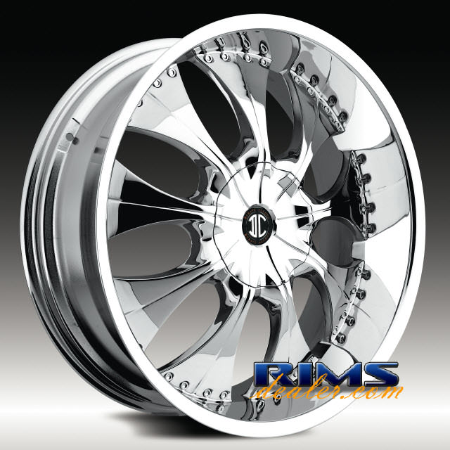 Pictures for 2Crave Rims No.3 chrome