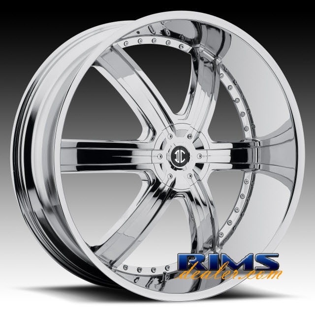 Pictures for 2Crave Rims No.4 chrome