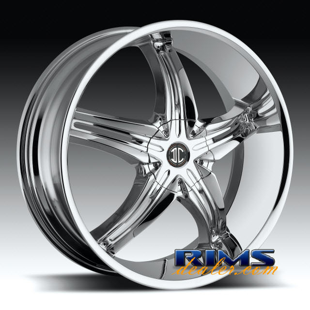 Pictures for 2Crave Rims No.5 chrome