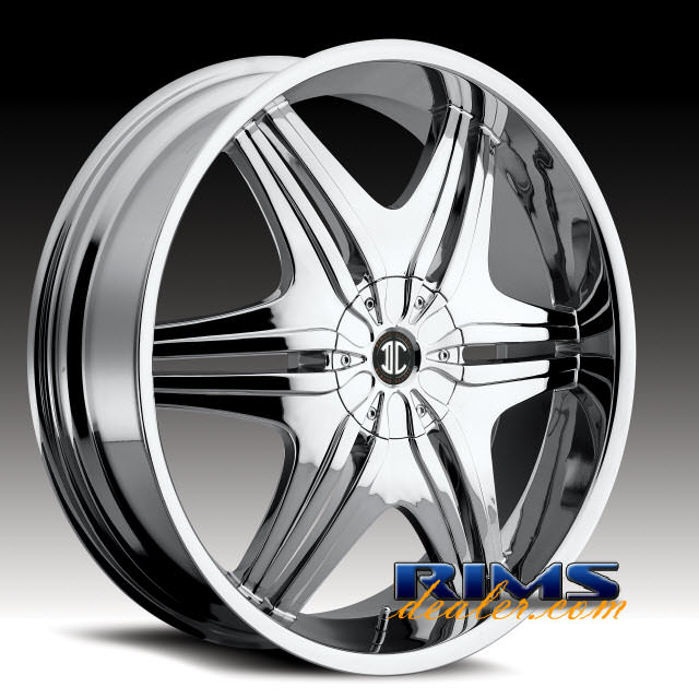 Pictures for 2Crave Rims No.6 chrome