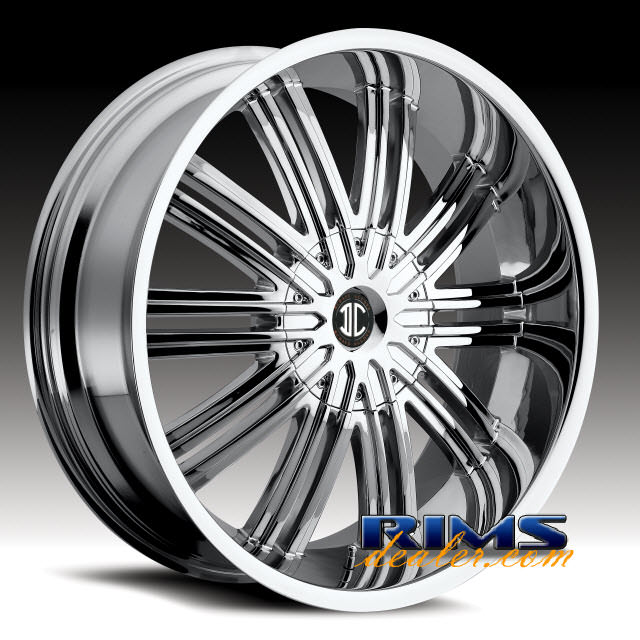 Pictures for 2Crave Rims No.7 chrome