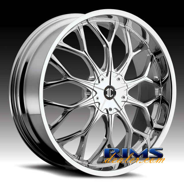 Pictures for 2Crave Rims No.9 chrome