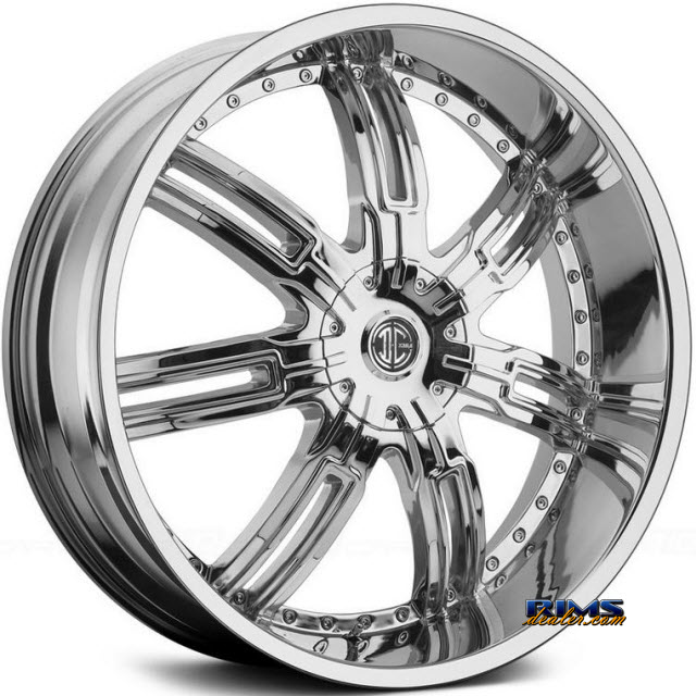Pictures for 2Crave Rims No.27 Chrome
