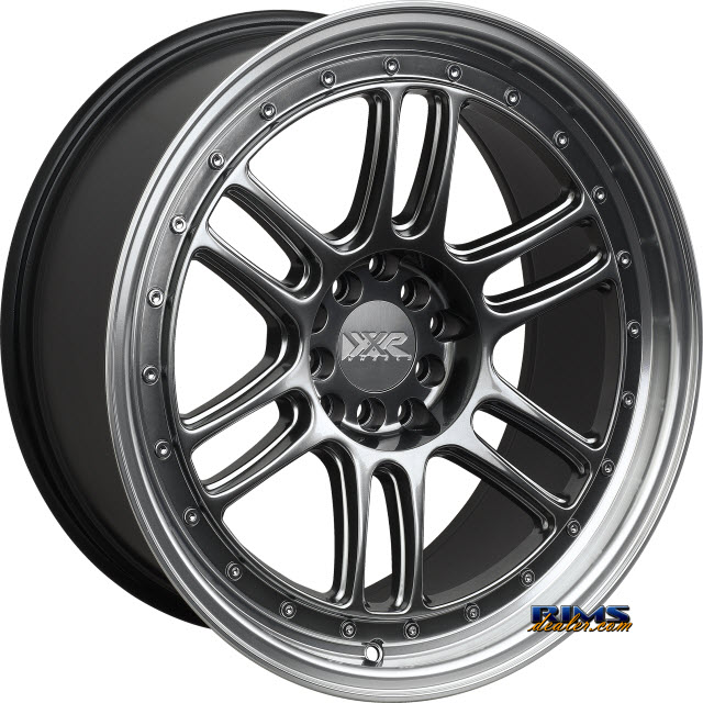 Pictures for XXR 552 black chrome