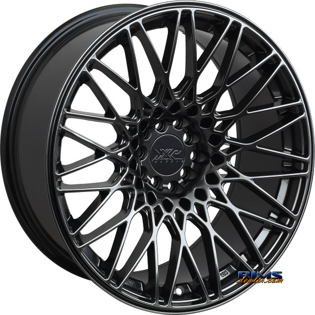 Pictures for XXR 553 black chrome