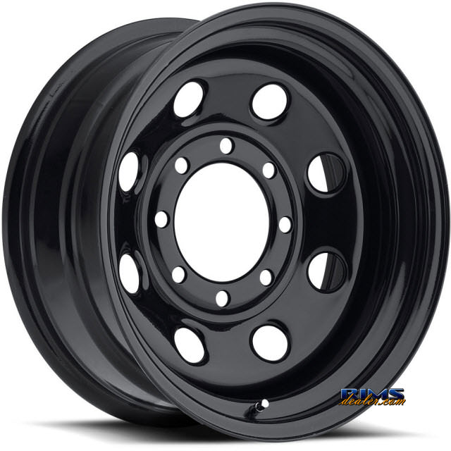 Pictures for Vision Wheel Soft 8 85 black flat
