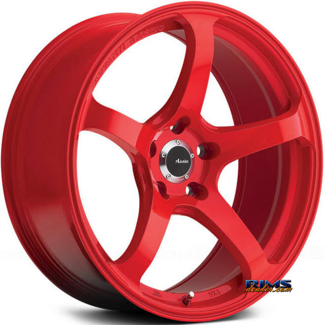 Pictures for Advanti Racing 82R Deriva Red Gloss
