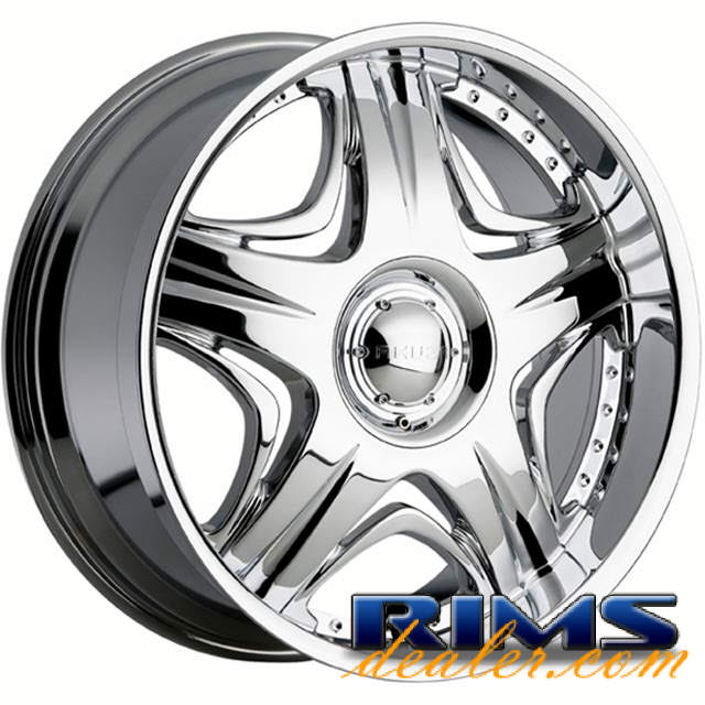 Pictures for Akuza Sting 503 chrome