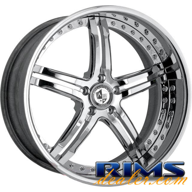 Pictures for AM FORGED Prime chrome