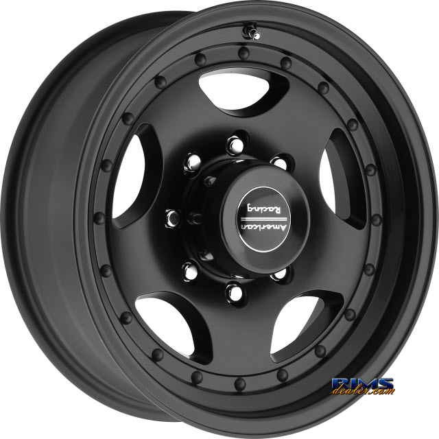 Pictures for AMERICAN RACING AR23 Satin Black