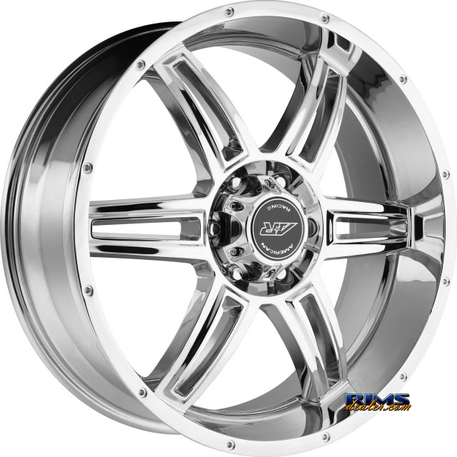 Pictures for AMERICAN RACING AR890 CHROME
