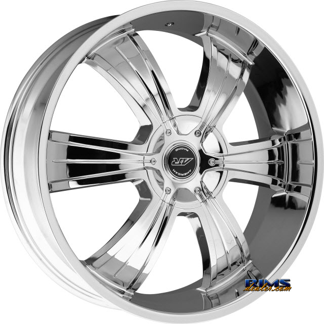 Pictures for AMERICAN RACING AR894 CHROME