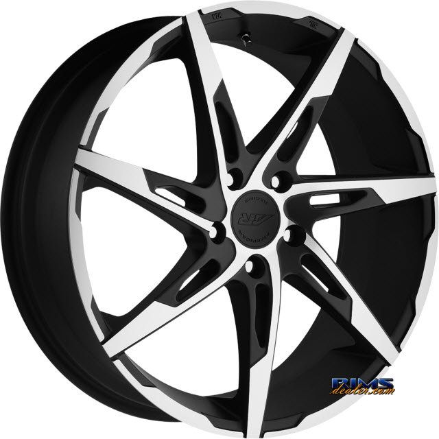 Pictures for AMERICAN RACING AR900 Satin Black