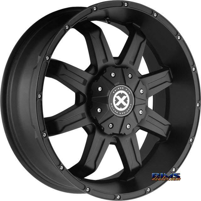Pictures for ATX SERIES OFFROAD AX192 Blade SATIN BLACK