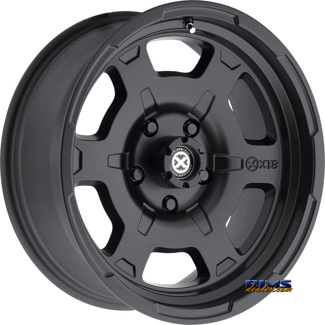 Pictures for ATX SERIES OFFROAD AX198 SATIN BLACK