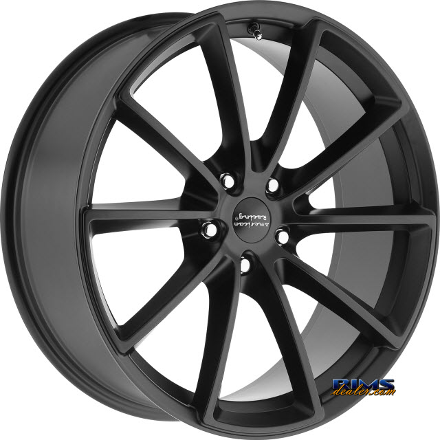 Pictures for AMERICAN RACING VN806 SATIN BLACK