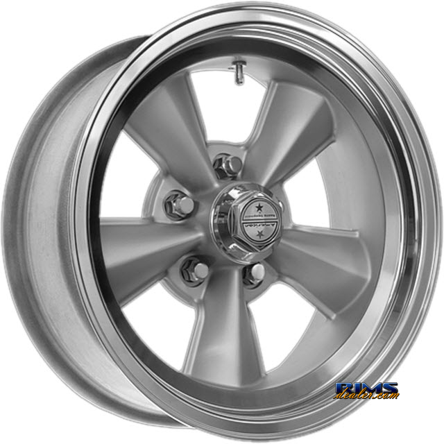 Pictures for AMERICAN RACING VNT70R Gunmetal Flat
