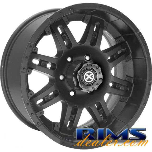 Pictures for ATX SERIES OFFROAD Thug black flat
