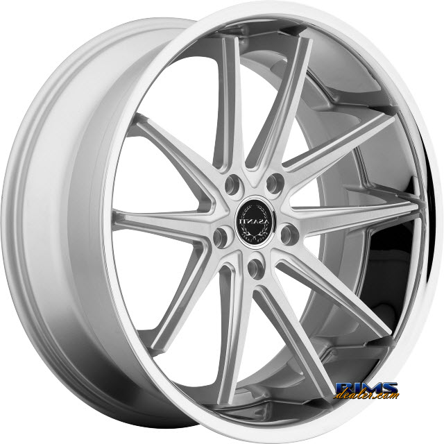 Pictures for Asanti Wheels ABL-5 Machined w/ Silver