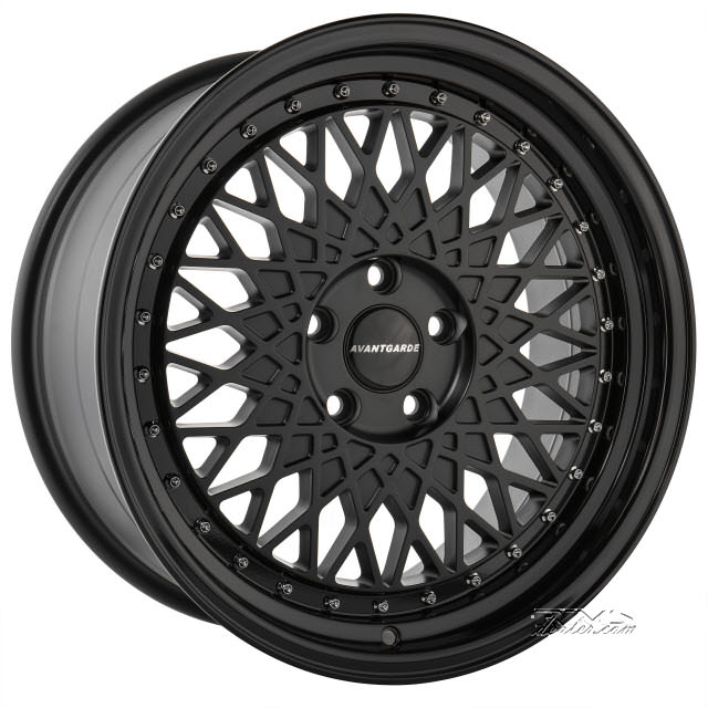 Pictures for Avant Garde Wheels M220 Black Gloss
