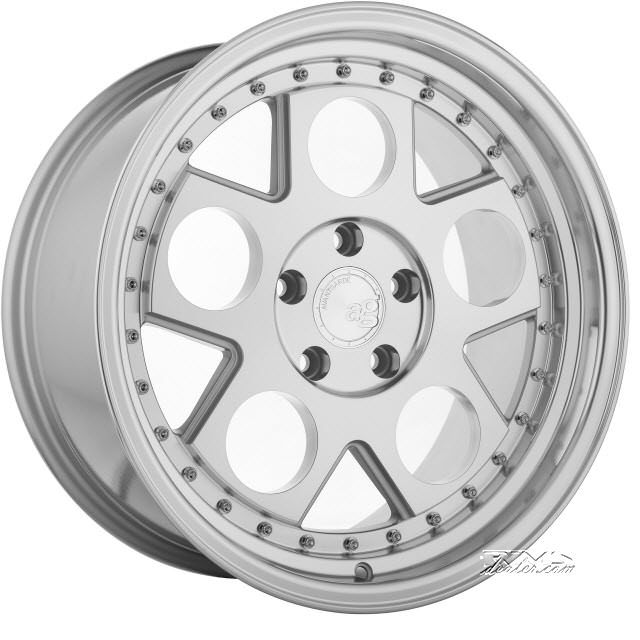 Pictures for Avant Garde Wheels M230 Machined W/ Silver