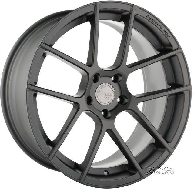 Pictures for Avant Garde Wheels M510 Gunmetal Flat