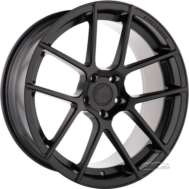 Pictures for Avant Garde Wheels M510 Black Flat