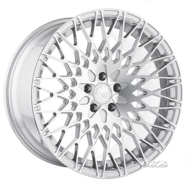 Pictures for Avant Garde Wheels M540 Machined W/ Silver